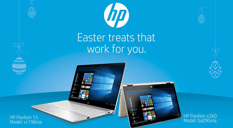 HP Easter Make a Wish Event